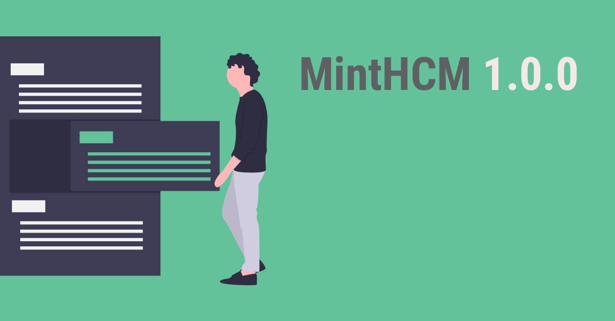 minthcm 1.0.0